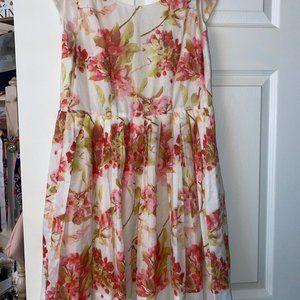 Taylor Floral Dress